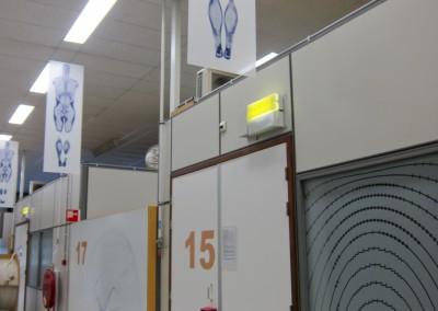 RD-hal bodyslides raamfolie en deurprints
