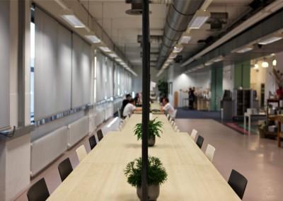 De langste tafel van Nederland door Maarten Hendriks
