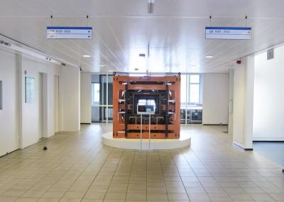 Proton de eerste MRI scanner