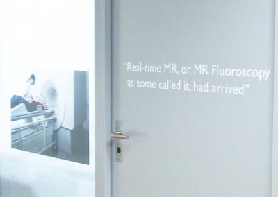 Quote realtime MRI