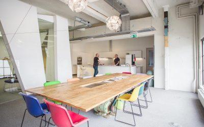 Broedplaats / samenwerkplek : 8 redenen om met je bedrijf bij zo'n plek te zitten