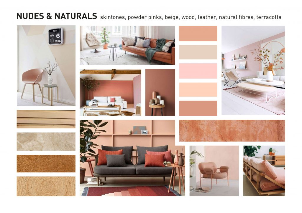 Kleurentrends 2018 ontdek de kleur en woontrends van 2018 for Interieur kleuren