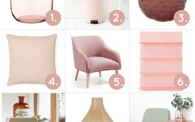 18x De mooiste Pretty Pink Interieuraccessoires van 2018