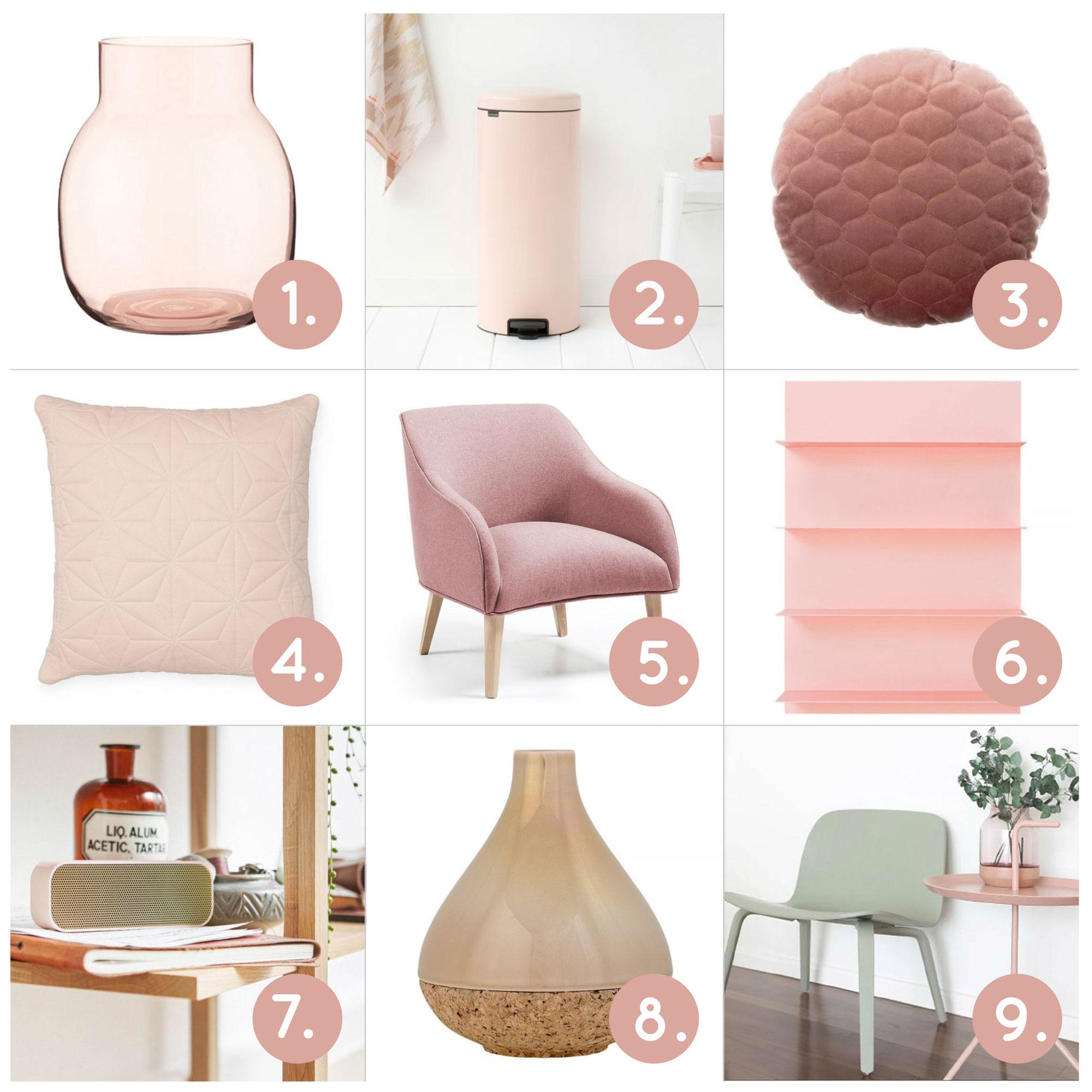 Oud Roze Accessoires Huis.Roze Interieurtrend 2018 18x Mooiste Pretty Pink Interieur
